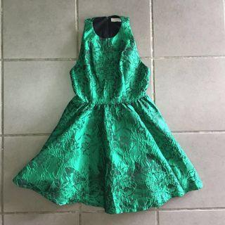 Covet by Love Bonito Green Dress