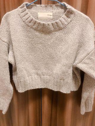 🚚 短版針織毛衣