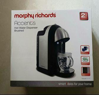 英國Morphy Richards MENO-OneCUP 1.8L即熱電水壺43923 全新