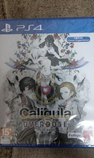(PS4) 全新 Caligula 卡里古拉