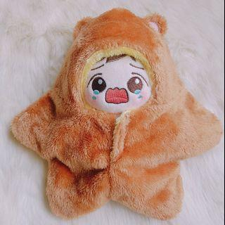 Exo & BTS Starfish Reversible 20CM Doll Clothes