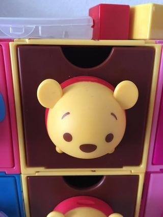 Trade or Sell 7-11 Tsum Tsum stackable drawer