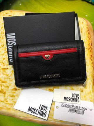 Love Moschino Middle Wallet