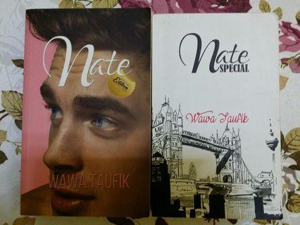 Novel Nate & Nate Special, Wawa Taufik