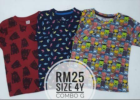 T-SHIRT buy 3xrm25 only