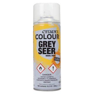 CITADEL SPRAY : GREY SEER SPRAY 400ML