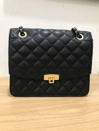Charles and keith Quilted Bag Authentic