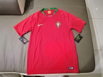 (New) Original Nike Portugal Home Jersey 18/20