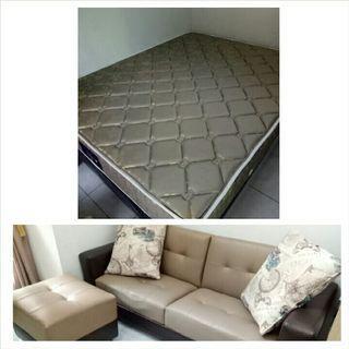 Sofa Bed dan Springbed