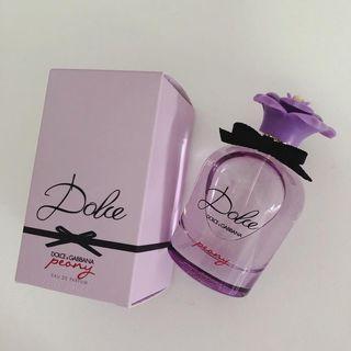 Brand New In Box Dolce & Gabbana Peony Eau de Parfum 75ml