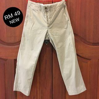 NEW-Uniqlo Chino Pants (Regular Fit)