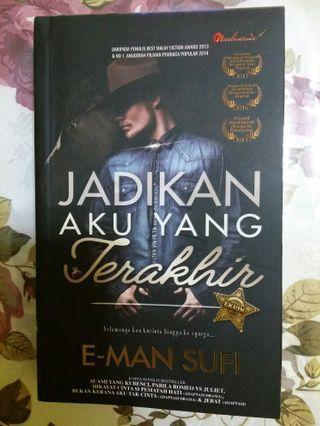 Novel Jadikan Aku Yang Terakhir, E-Man Sufi