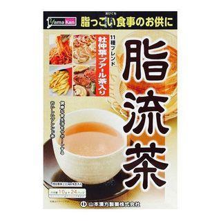 山本漢方 - 脂流茶