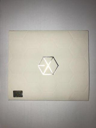 EXO Mama albums #Carouselland