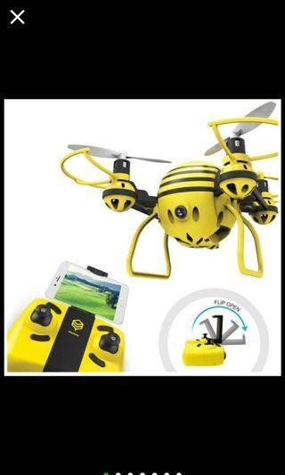 Bumble Bee - RC Drone H1 HD Aerial Aircraft @$80  Keen WhatsApp 93888180