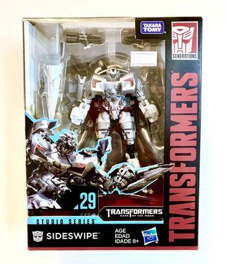 Transformers Studio Series Sideswipe SS-29 Only Displayed 100% Complete