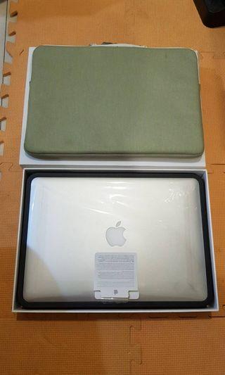 2016頂規 Macbook Air 13吋 8G/256G 盒子配備都有 電腦超新功能正常