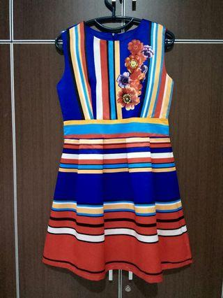 Premium Floral Dress