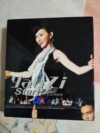 孫燕姿世界巡迴演唱會 2 cd