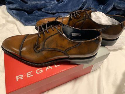 Regal 真皮男裝皮鞋