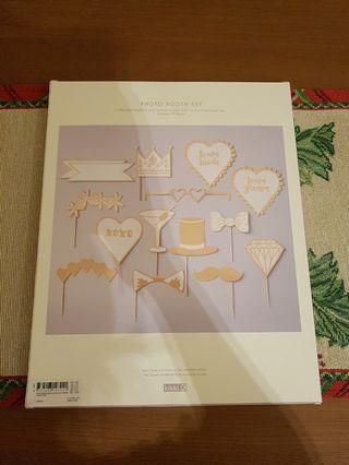 Kikki k Photo booth set