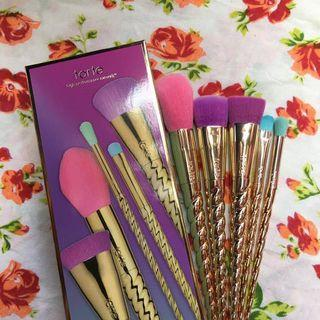 TARTE Make Believe In Yourself Magic Wand Unicorn Brush Set