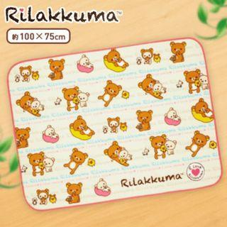 鬆弛熊 地氈 地毯 I love Rilakkuma Room Mat #newbieApr19