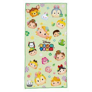 Disney Tsum Tsum 大毛巾 浴巾 #newbieApr19