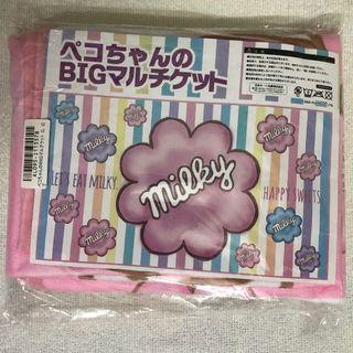 牛奶妹 被 毛毯 Milky Peko-chan #newbieApr19