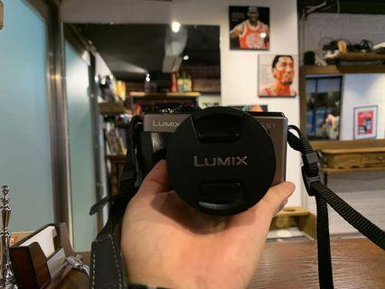 LUMIX camera. Barely used