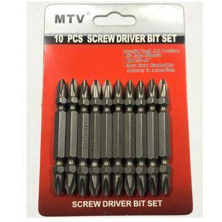 Screw Drill Bits MTV