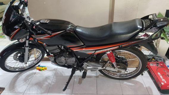 Rxz mili 1999 like new full original condition