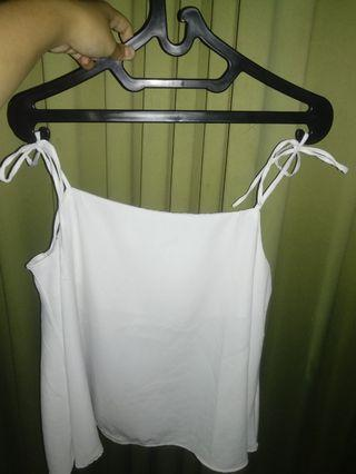 White Layla Top