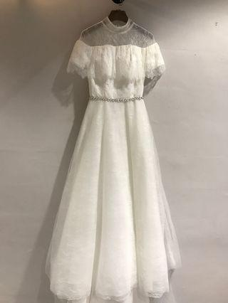 复古輕婚紗