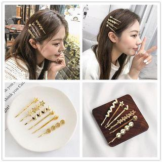 STAR SMILE BOBY  HAIR PIN  / 1pcs