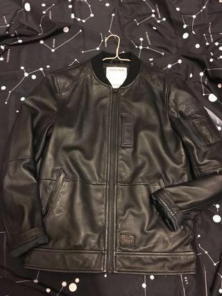 Leather Jacket chevignon