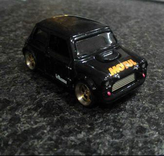 Hotwheels Morris custom