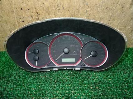 Subaru Impreza WRX STI A-Line speedometer