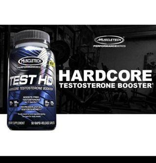 Muscletech hardcore testosterone booster
