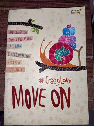 Novel - Move On #Crazy Love