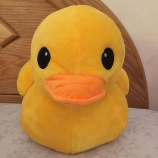 🚚 12吋黃色小鴨絨毛娃娃