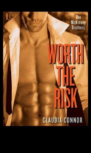 [Ebook] Worth The Risk (The McKinney Brothers 2) - Claudia Connor (min. 5 ebooks)