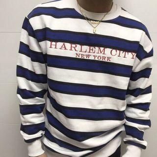 H&m harlem city sweatshirt