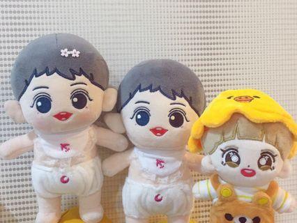 EXO Chanyeol Dolls