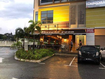 Western restaurant in Bandar Tun Hussein Onn looking for new owner