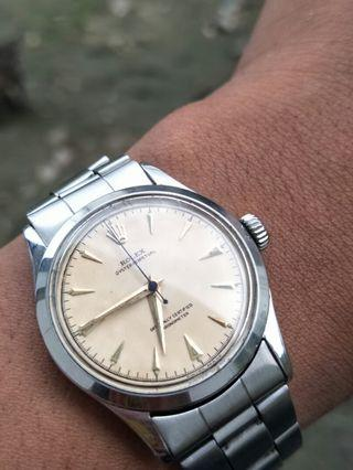 Rolex ouster perpetual