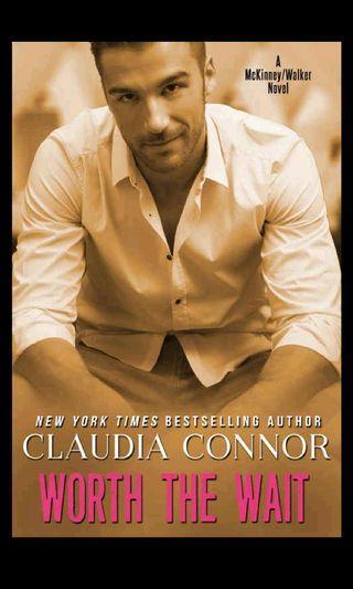 [Ebook] Worth The Wait (A McKinney/Walker Novel 1) - Claudia Connor (min. 5 ebooks)