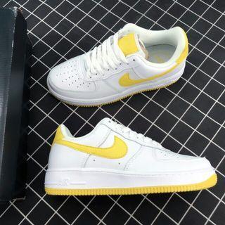 Nike Air Force 1 Low 空軍一號頭層皮面,低幫百搭板鞋 AH0287-100