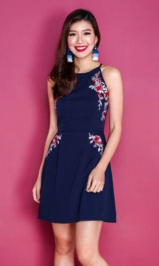 🚚 Blessings aplenty floral embroidery dress