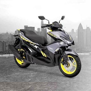 BN YAMAHA AEROX KEY Sports Scooter - (BEST BUY IN TOWN!) -